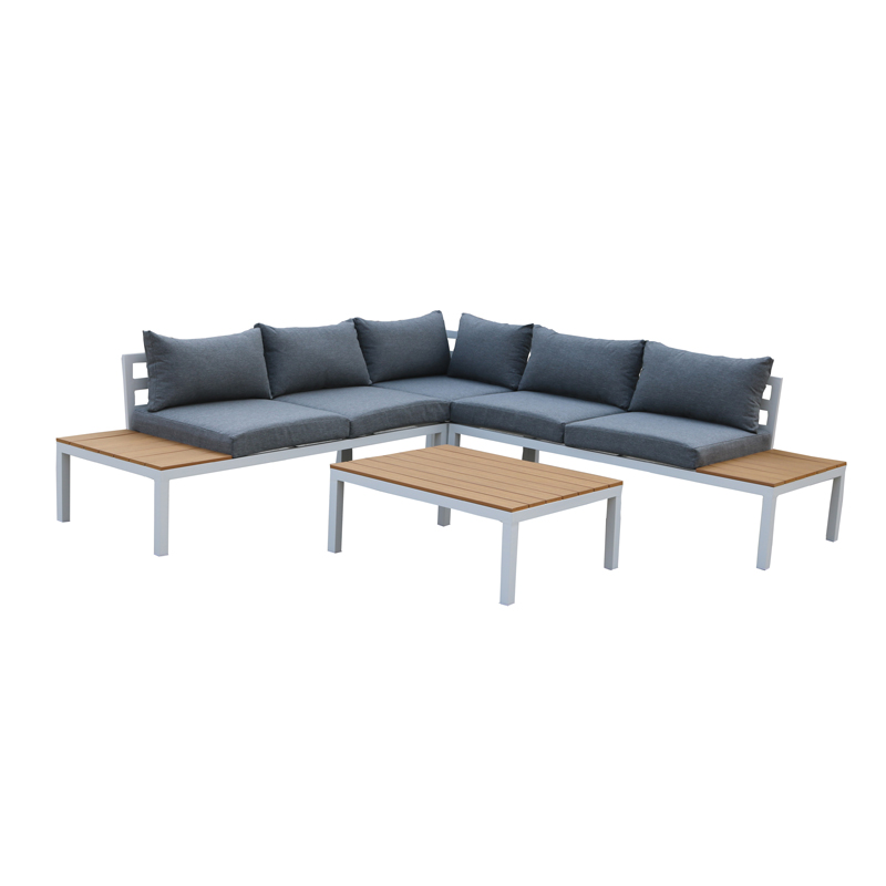 Alum 4pcs sofa set